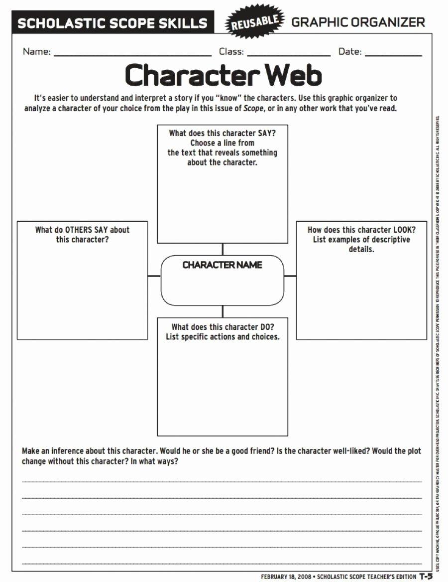 Character Analysis Worksheet High School Best Of Character Analysis Worksheet High School 55 Best Character