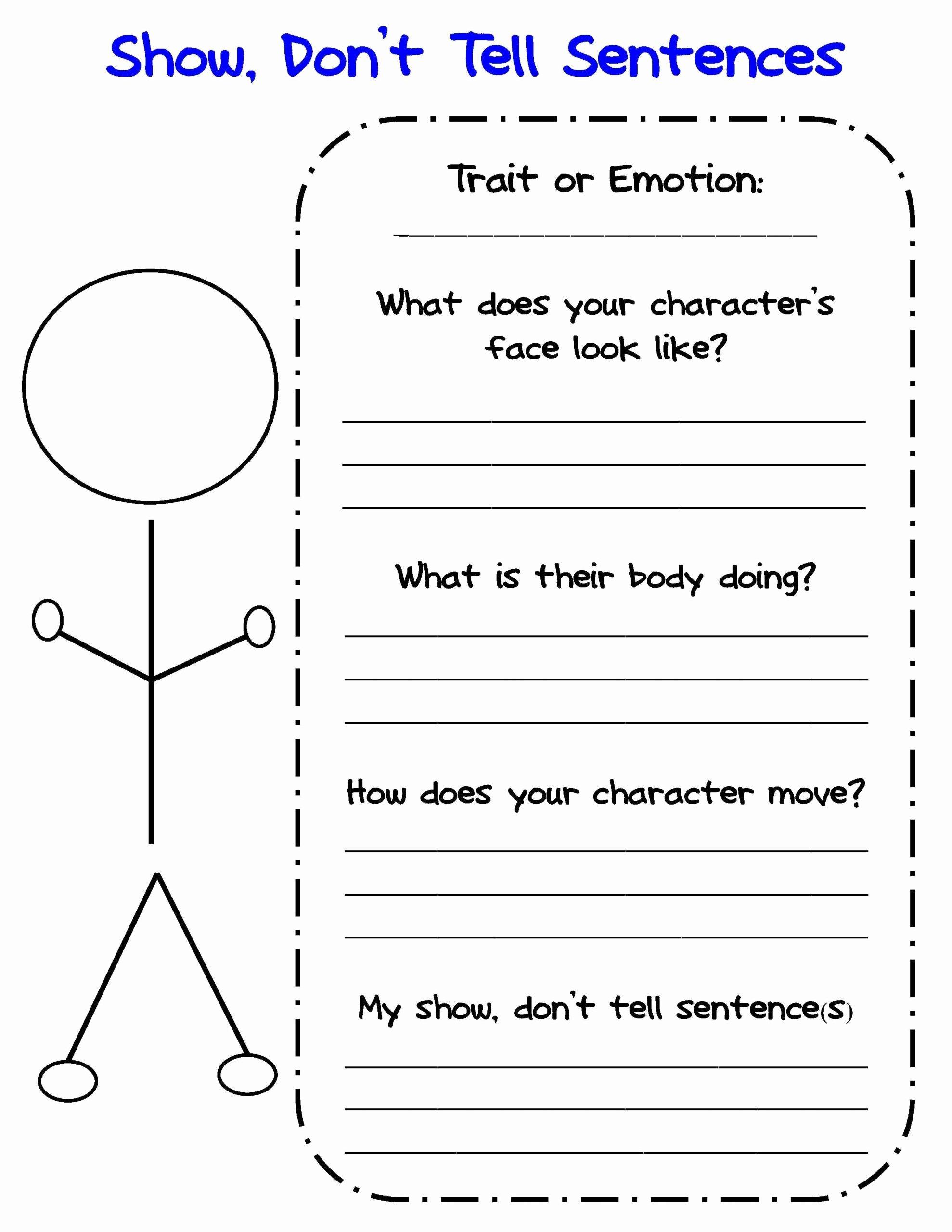 Character Analysis Worksheet High School New Character Analysis Worksheet High School In 2020