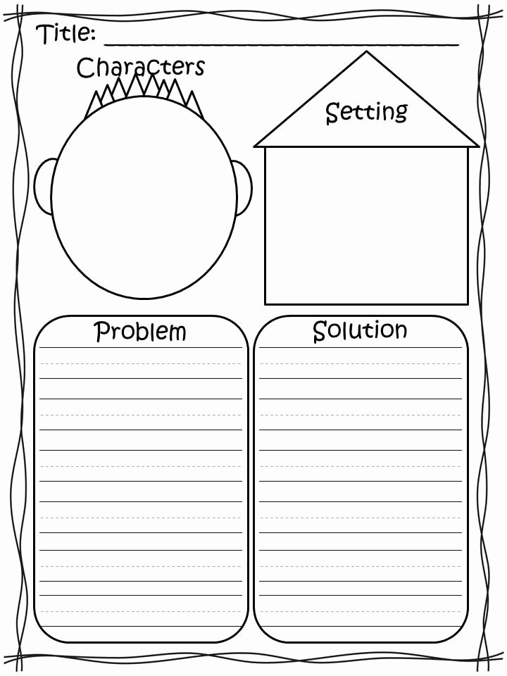 Character Setting and Plot Worksheets Best Of Workshop Wednesday Response to Literature