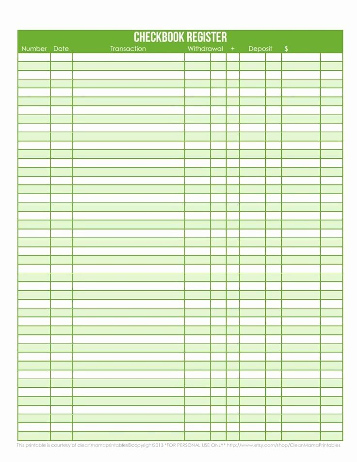 Checkbook Register Worksheet 1 Answers Inspirational Checkbook Register Worksheet 1 Answers Printable Checkbook