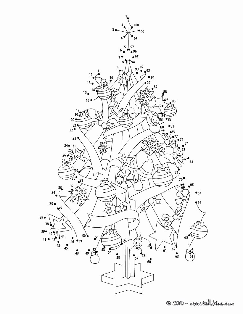 Christmas Dot to Dot Printables New Christmas Dot to Dot 24 Free Dot to Dot Printable
