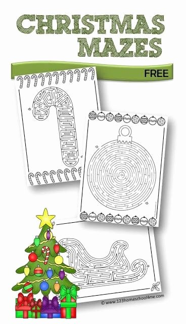 Christmas Worksheets for Middle School Free Christmas Worksheets for Middle School In 2020