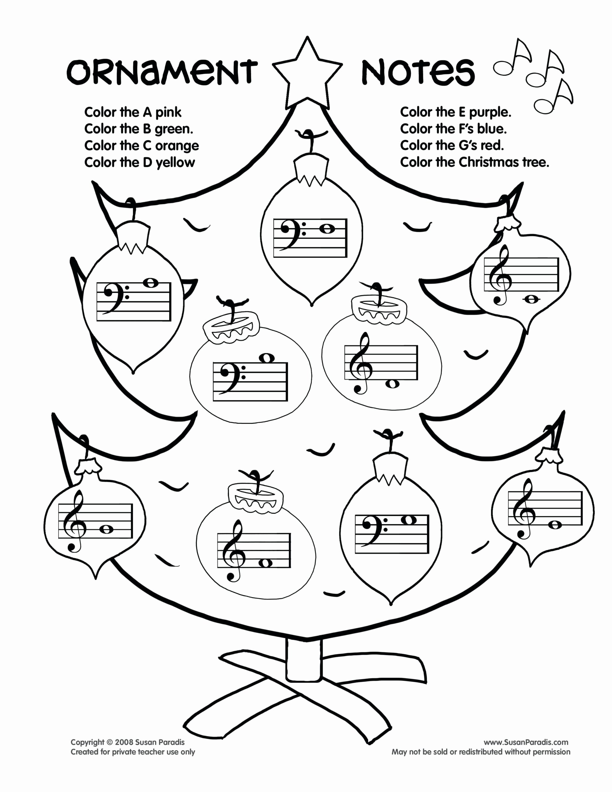 Christmas Worksheets for Middle School New Music Coloring Worksheets Book Hiddenfashionhistory Math