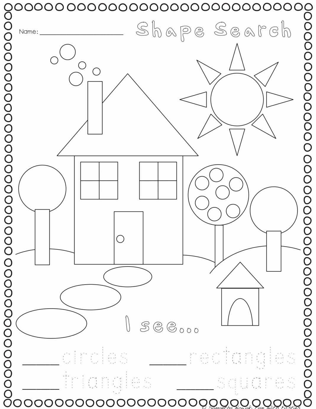 Circle Graphs Worksheets 7th Grade New Worksheets Print Go Geometry Practice Worksheets Shapes