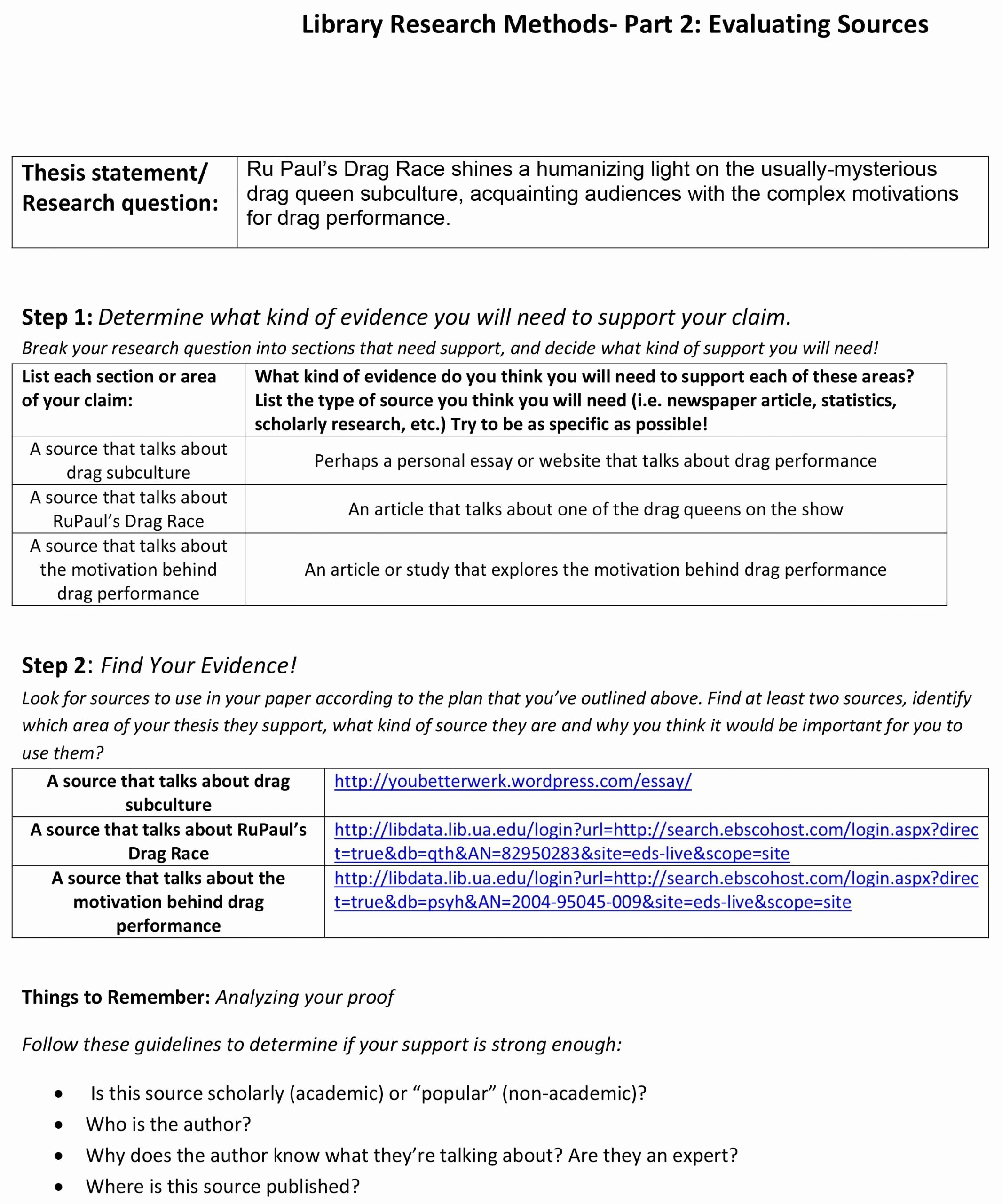 Citing sources Worksheet 5th Grade Ideas Citing sources Worksheet 5th Grade Evaluating sources