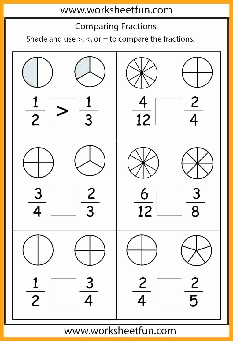 Comparing Fractions Worksheet 3rd Grade Ideas Worksheet Free 1st Grade Measurement Worksheets