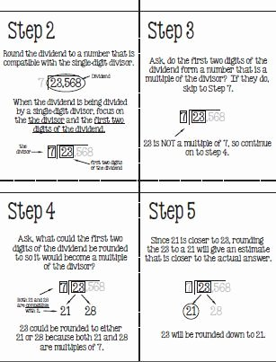 Compatible Numbers In Division Worksheets Ideas Flip for Math Using Patible Numbers to Estimate Division