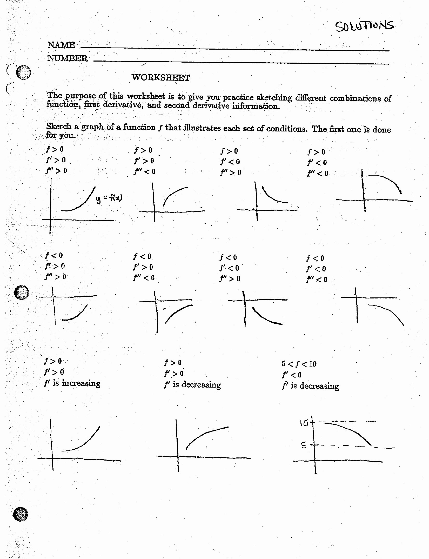 Composite Function Worksheet Answer Key top Posite Function Worksheet