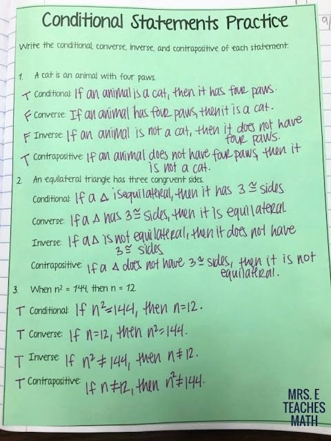 Conditional Statements Worksheet with Answers Ideas Conditional Statements Lessons Tes Teach Logic Worksheets