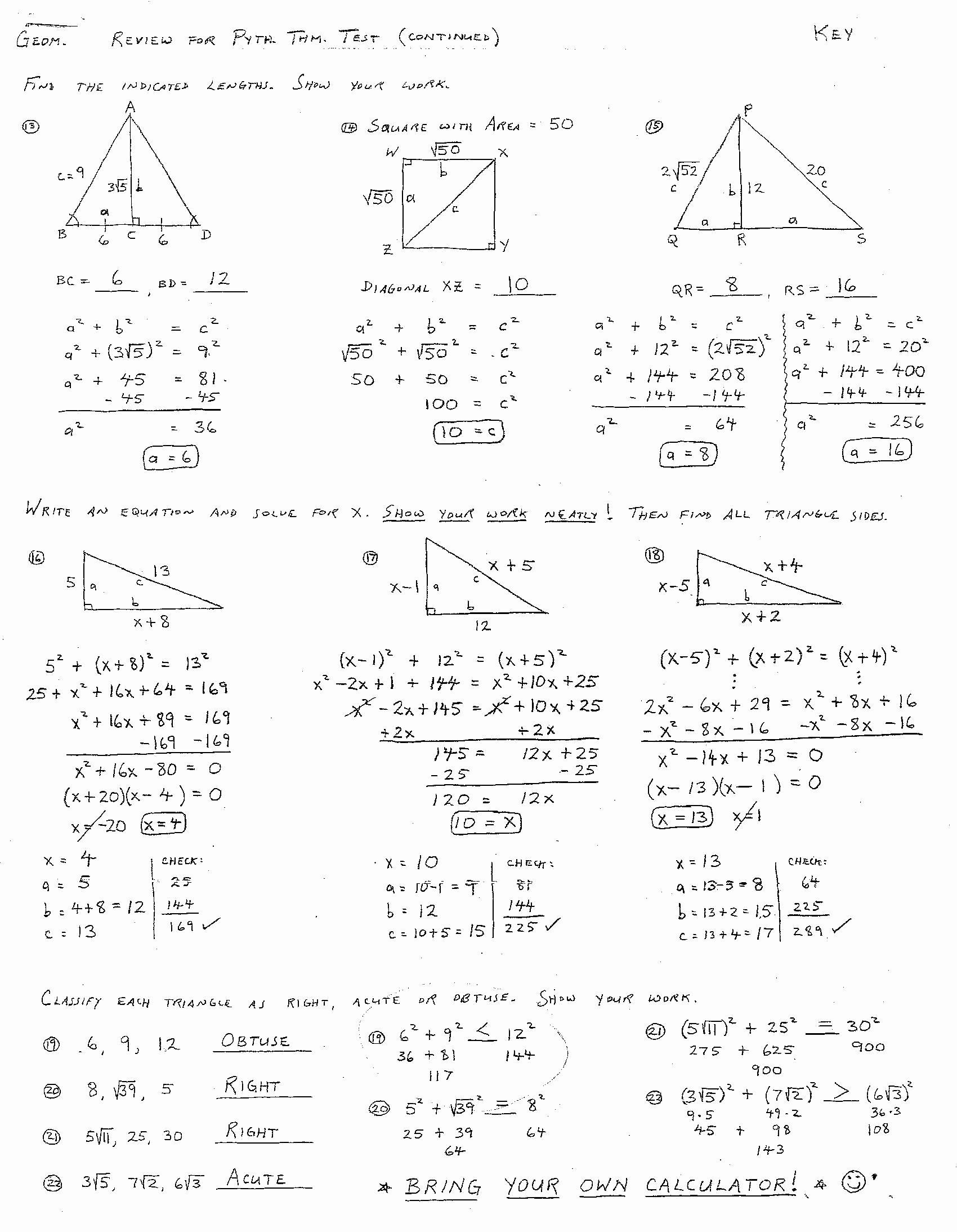Congruent Triangles Worksheet with Answers Free 30 Triangle Congruence Worksheet Answer Key Worksheet