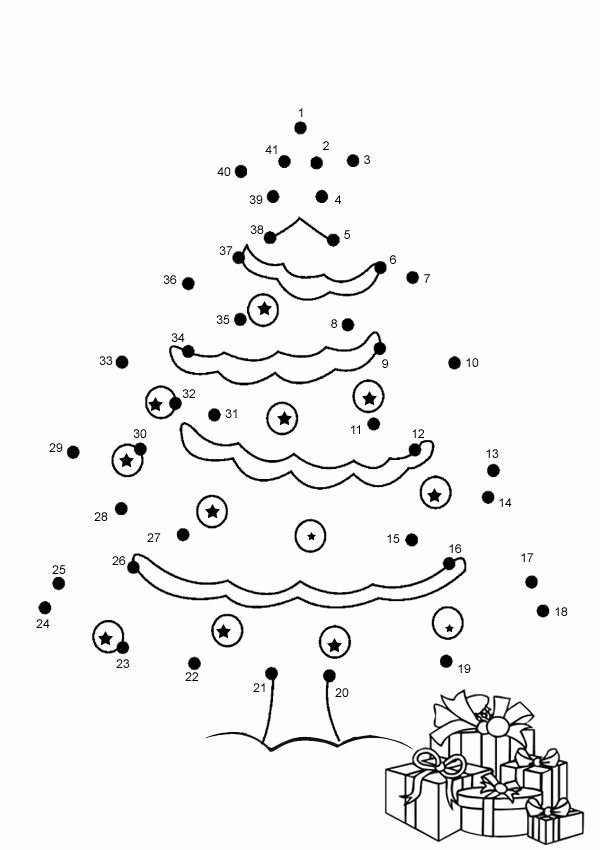 Connect the Dots Christmas Printables Fresh 20 Connect the Dots Christmas Printables In 2020