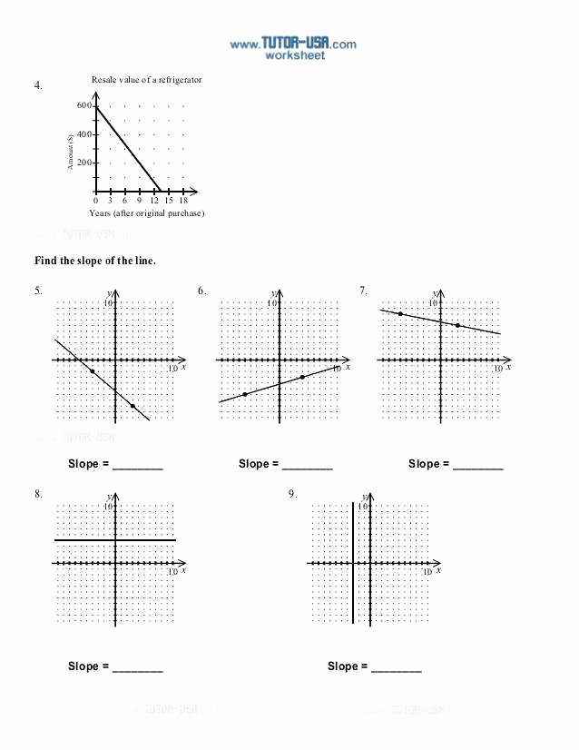 Constant Rate Of Change Worksheet Fresh Constant Rate Change Worksheet New Constant Rate Change