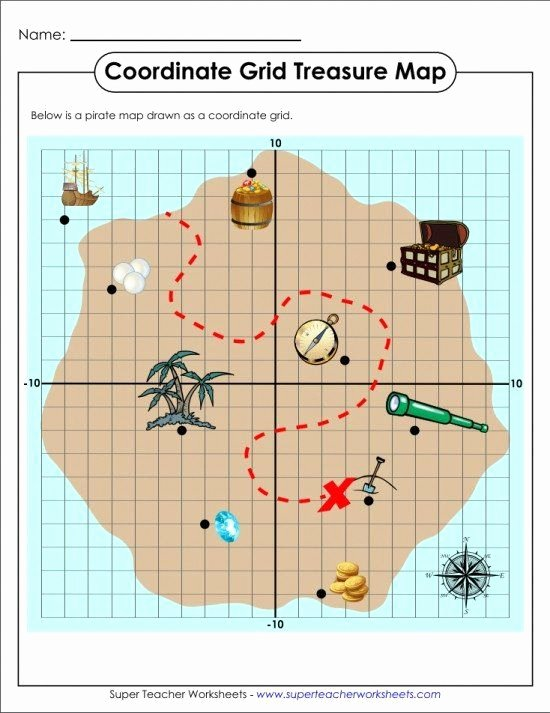 Coordinate Grid Worksheets 5th Grade Inspirational Coordinate Grid Worksheets 5th Grade ordered Pairs and