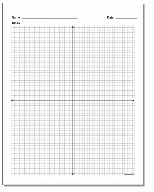 Coordinate Plane Worksheet 5th Grade Free Blank Coordinate Plane Work Pages