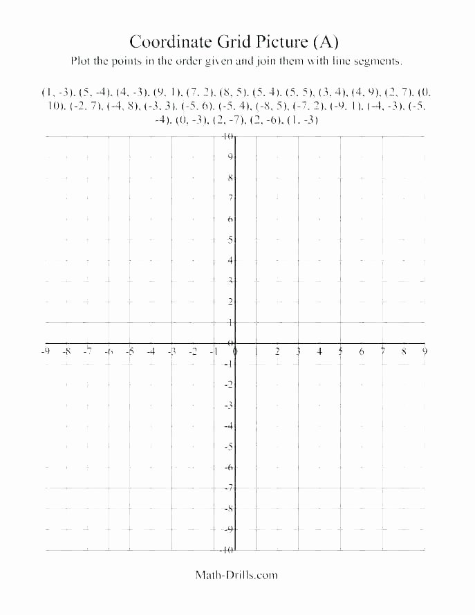 Coordinate Plane Worksheets Middle School Printable Four Quadrant Coordinates Worksheets – Adityamehta