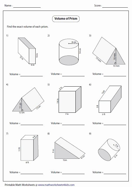 Cross Sections Worksheet 7th Grade Inspirational 50 G7 Images