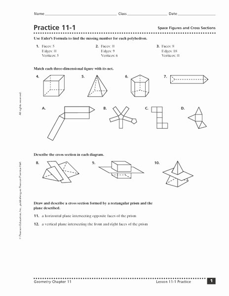 Cross Sections Worksheet 7th Grade Kids Cross Section Lesson Plans & Worksheets Reviewed by Teachers