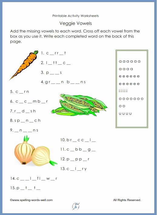 Cross Sections Worksheet 7th Grade Printable Printable Activity Worksheets for Spelling Practice