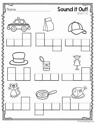 Cvc Worksheets for First Grade Lovely Cvc Worksheet New 938 Cvc Worksheets for First Grade