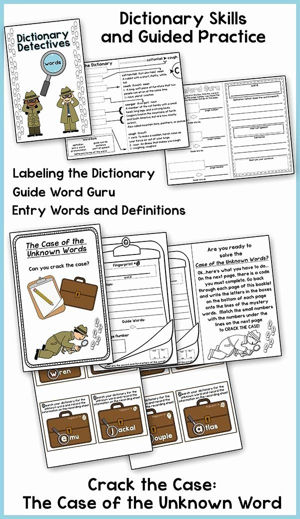Dictionary Skills Worksheets Middle School top Dictionary Skills Worksheets Middle School Dictionary Skills