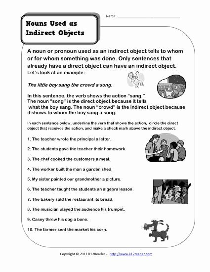 Direct and Indirect Characterization Worksheet Printable 20 Direct and Indirect Characterization Worksheet In 2020