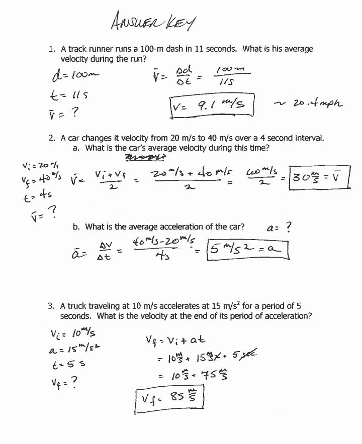 Distance and Displacement Worksheet Answers Ideas 34 Distance and Displacement Worksheet Answer Key
