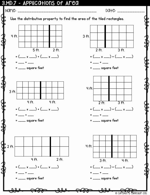 Distributive Property 3rd Grade Worksheets Ideas Teach Your Students About the Distributive Property Using