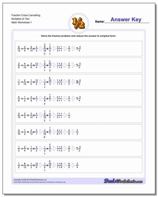 Dividing Fractions Using Models Worksheet Printable Fraction Division