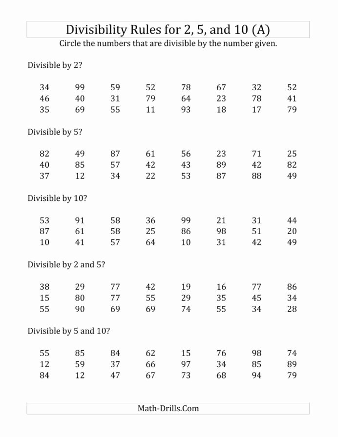 Divisibility Rules Worksheet 6th Grade Kids Printable Coins for Teaching Money Divisibility Rules Math