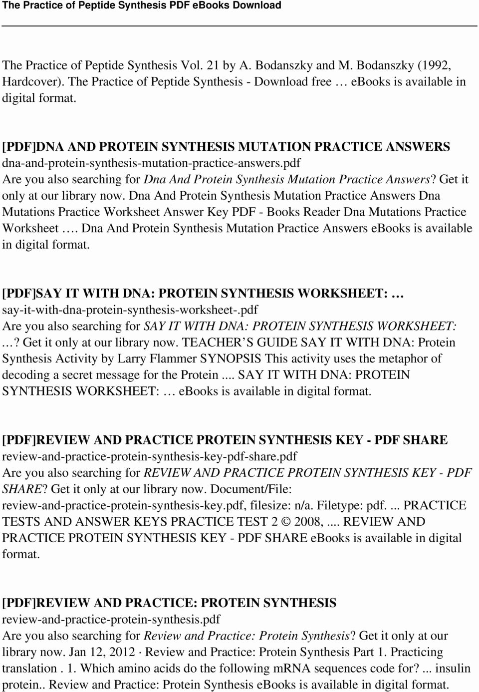 Dna Mutations Practice Worksheet Answer top Pin On Printable Worksheet Answer Key