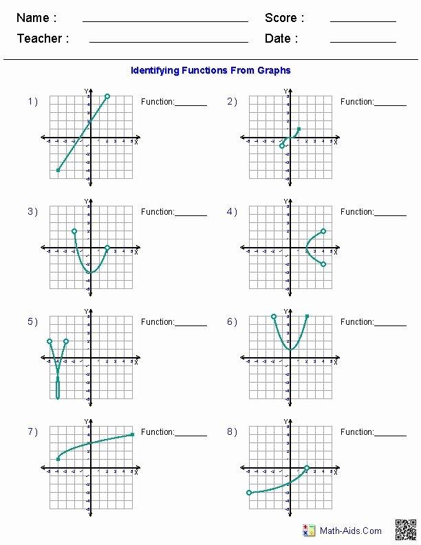 Domain and Range Practice Worksheet Inspirational Domain and Range Practice Worksheet Beautiful Algebra 1