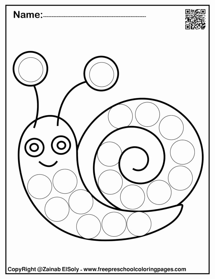 Dot to Dot Art Printables Fresh Set Spring Dot Marker Free Coloring Art solving and