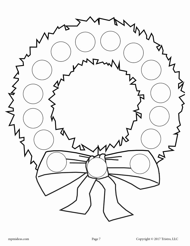 Dot to Dot Christmas Printables Best Of 10 Christmas Do A Dot Printables