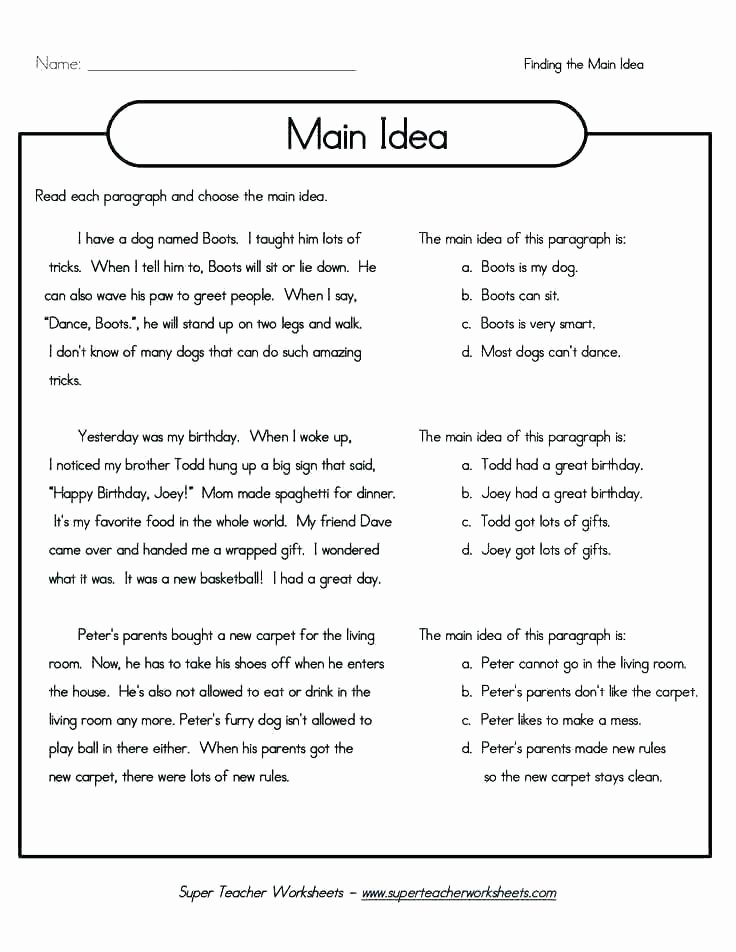 Drawing Conclusions Worksheets 2nd Grade Fresh Third Grade Drawing Conclusions Worksheets – Dailycrazynews
