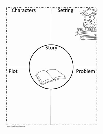 Elements Of A Story Worksheet top Story Elements Graphic organizer Worksheets