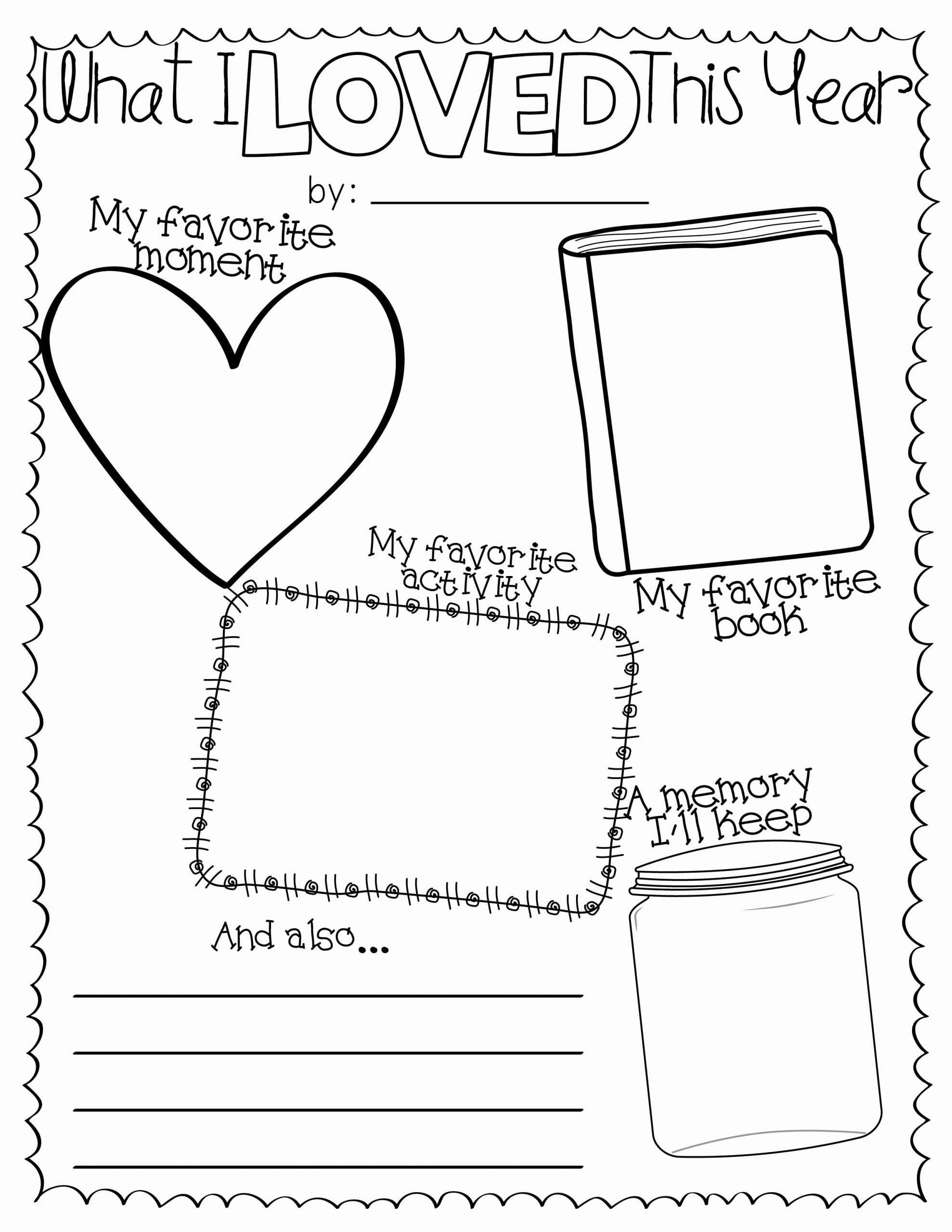 End Of School Year Worksheets Ideas End the School Year Worksheets for 2nd Grade