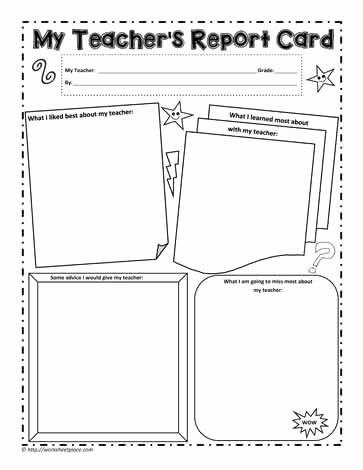 End Of School Year Worksheets top End School Worksheets