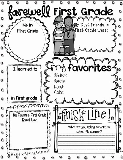 End Of School Year Worksheets top Free End the Year Printables Roommomspot Printable