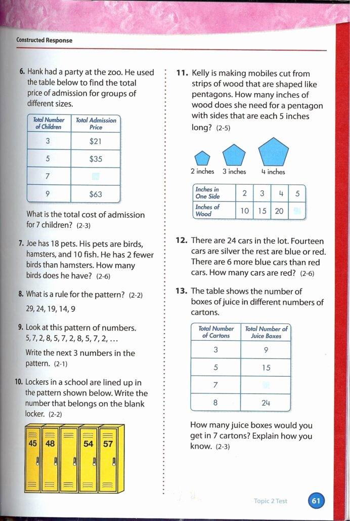 Envision Math 1st Grade Worksheets Kids Envision Math 5th Grade Worksheets Shapes Lm Basic Skills