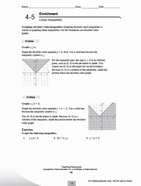 Envision Math 1st Grade Worksheets Lovely Pearson Education Math Volume Worksheets Di First Grade Cpm