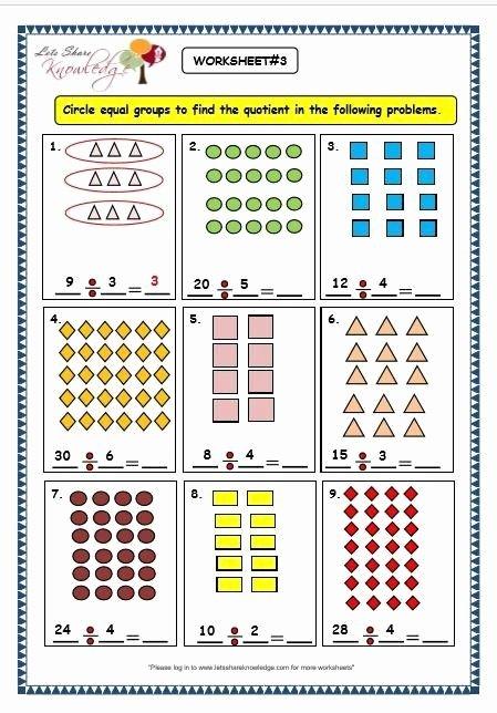 Equal Groups Worksheets 3rd Grade Best Of Equal Groups Worksheets 3rd Grade Pin by Florije Sllamniku