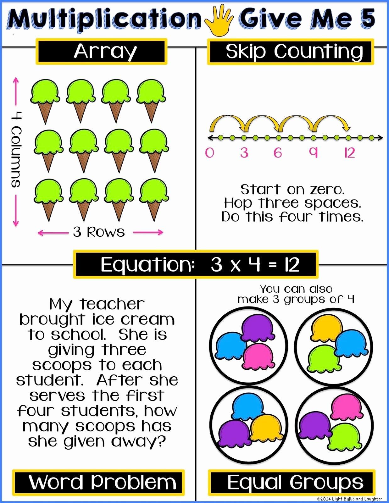 Equal Groups Worksheets 3rd Grade Lovely Equal Groups Worksheets 3rd Grade In 2020