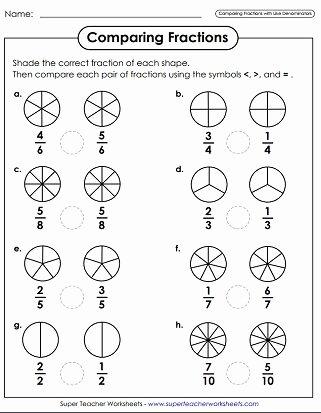 Equivalent Fractions Worksheet 3rd Grade Lovely Paring Fractions Worksheets