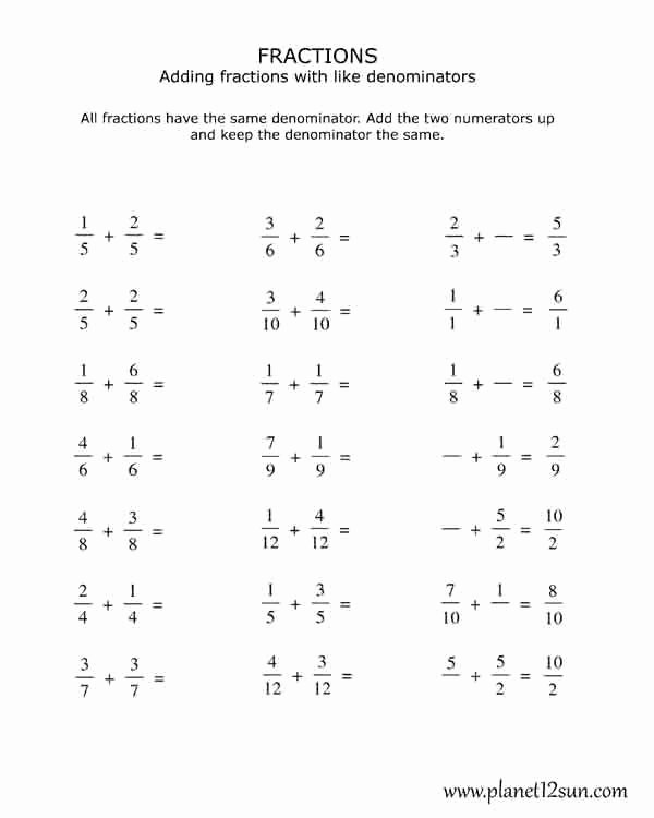 Equivalent Fractions Worksheet 4th Grade Ideas Math Worksheets Grade 4 Fractions
