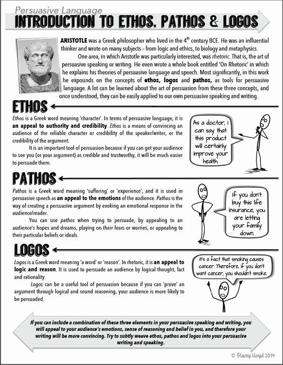 Ethos Pathos Logos Worksheet Answers Free Pathos Ethos Logos Google Search