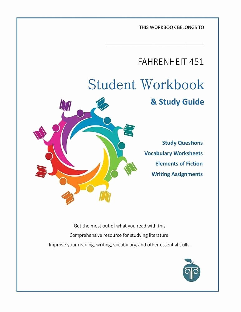 Fahrenheit 451 Literary Devices Worksheet New Amazon Mon Core Litplans Student Workbook