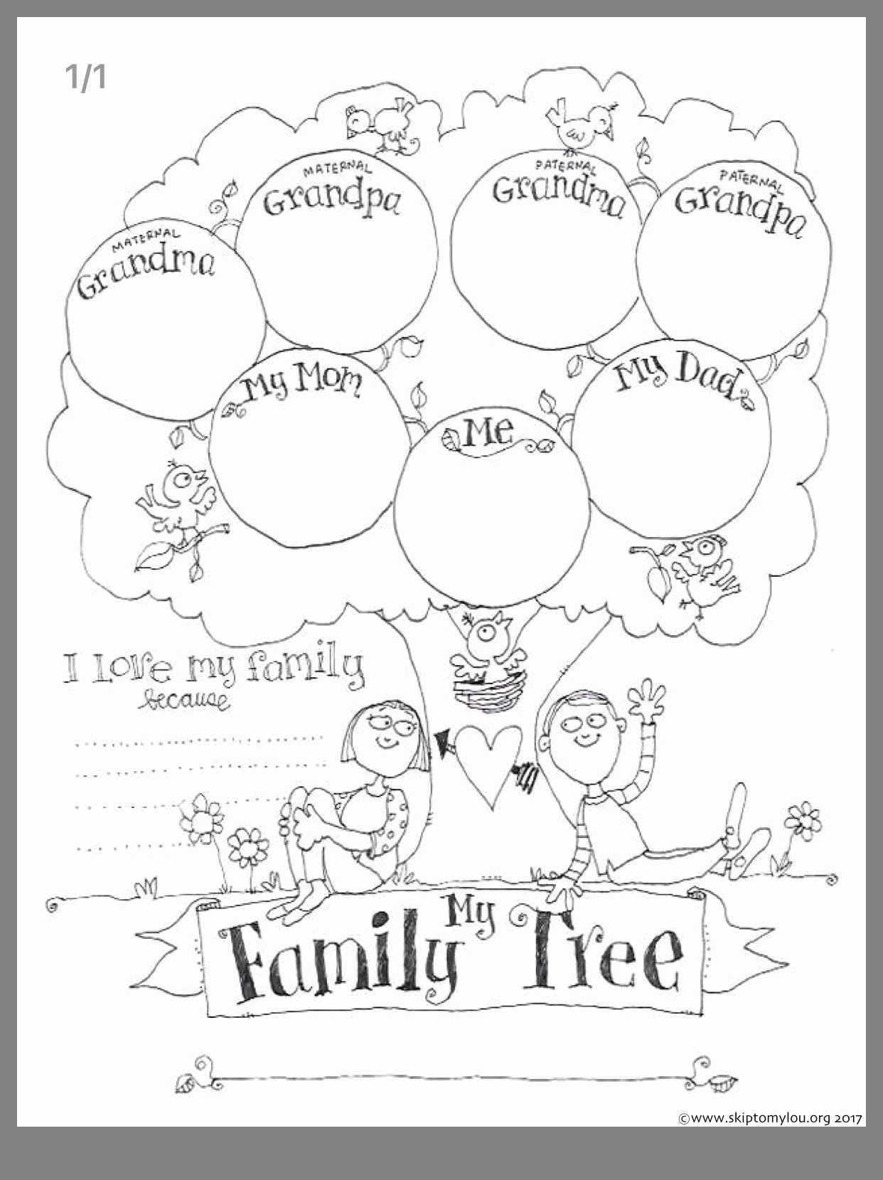Family Tree Worksheets for Kids Inspirational Pin by Hsu Annie Kid Family Tree Activity 4th Grade Esl