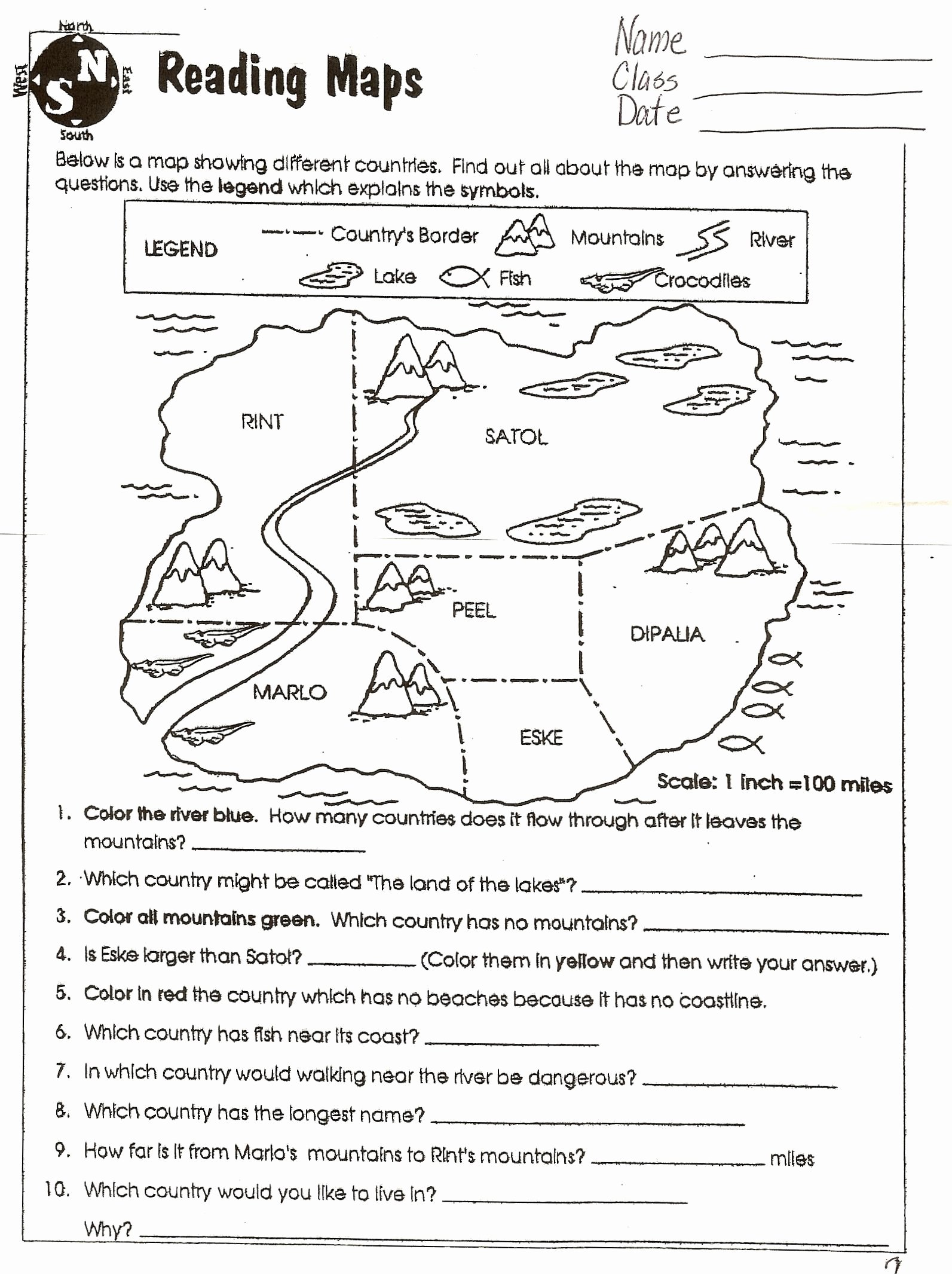 Fifth Grade social Studies Worksheets Printable Worksheets Reading Worksheets Grade 6th social Stu S 5th