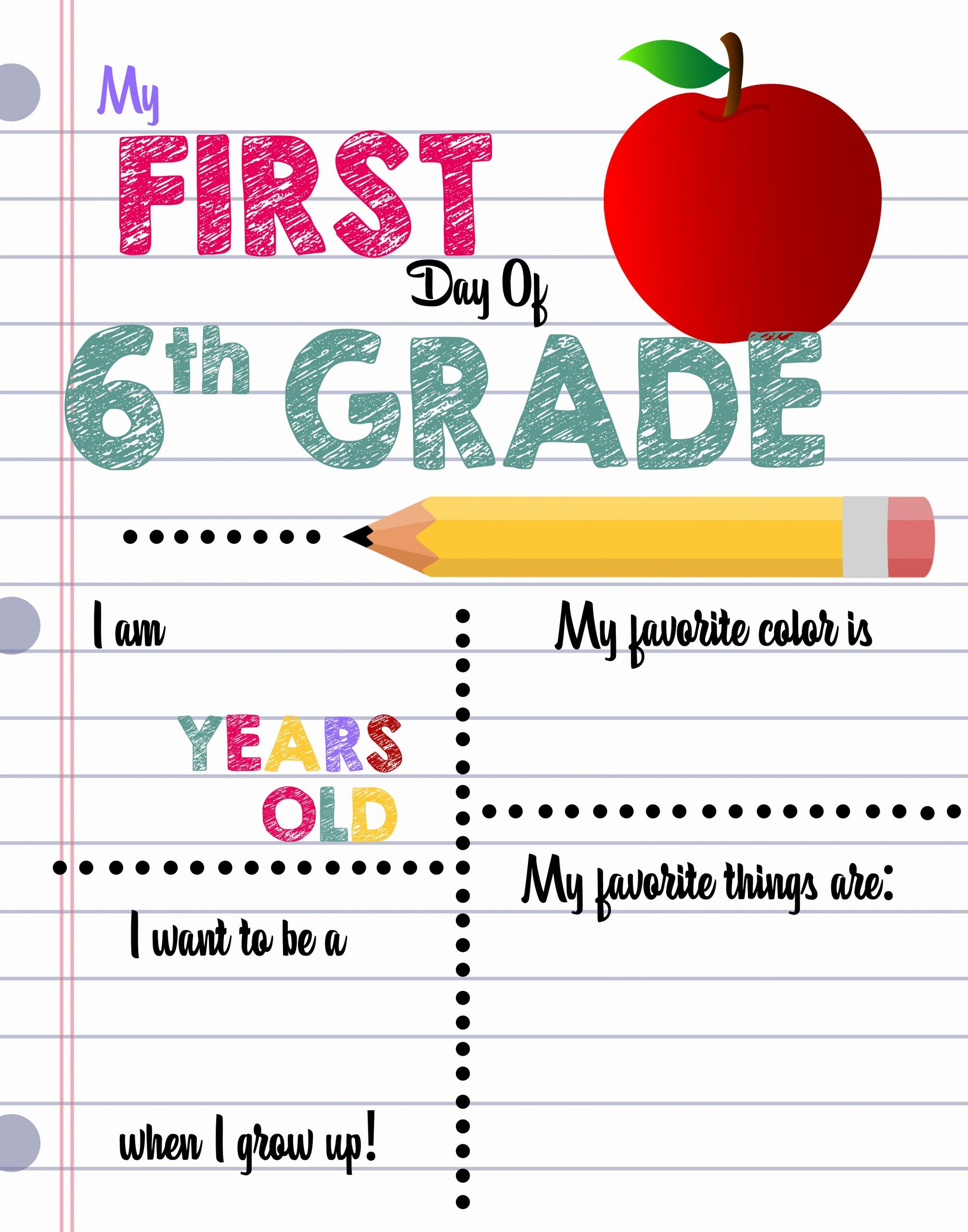 First Day Of School Worksheet Fresh First Day Of School Printable Sign Custom Print Outs Busy