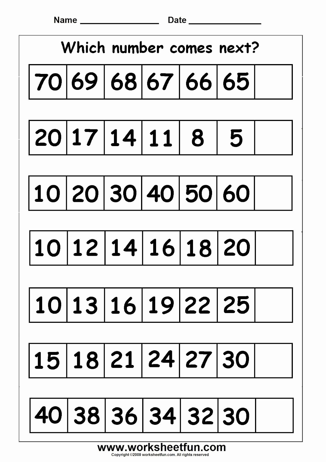 First Grade Skip Counting Worksheets Free Worksheetfun Free Printable Worksheets